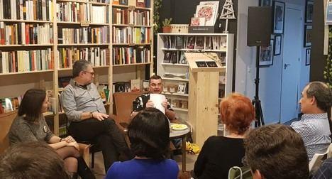 """El poeta alicantino Ramón Bascuñana presenta en Valencia su poemario """"El dueño del fracaso"""""""