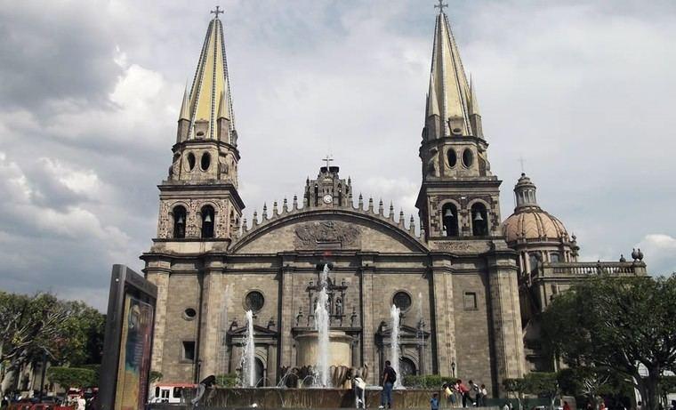 Catedral de Guadalajara-Jalisco