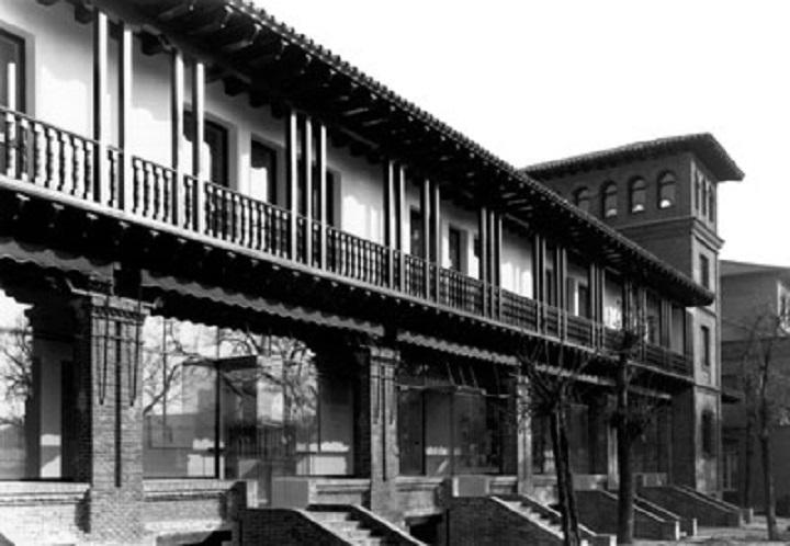 Residencia de Estudiantes de la ILE Madrid