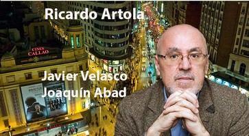 Conversando con Ricardo Artola, historiador, escritor y editor