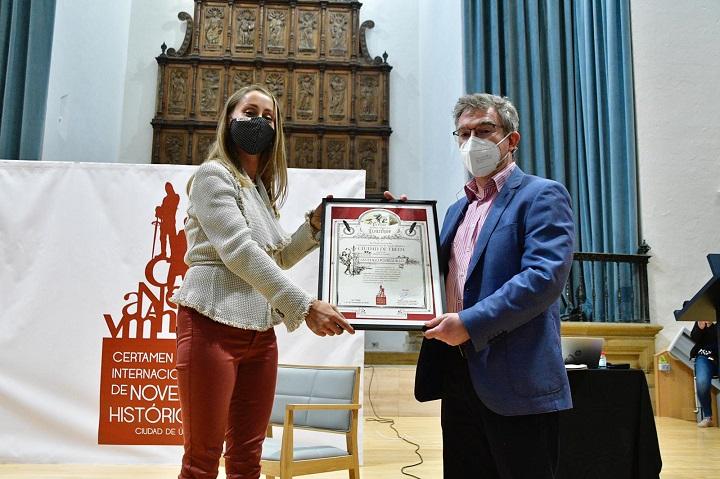 Entrega del Premio Ivanhoe 2020