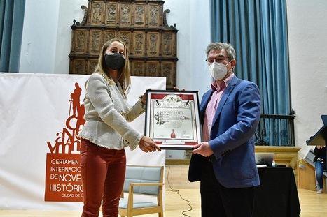 Con Santiago Posteguillo se abre la novena edición del Certamen de Novela Histórica