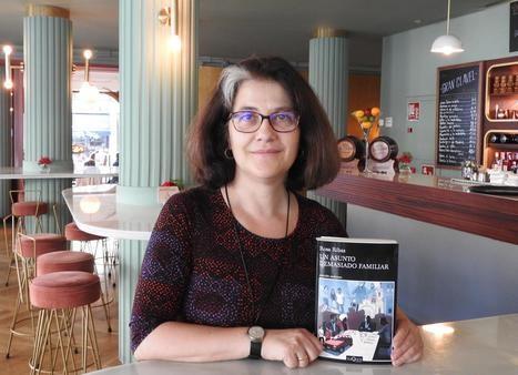 """Entrevista a Rosa Ribas: """"El humor nos permite contar las peores cosas sin ofender"""""""