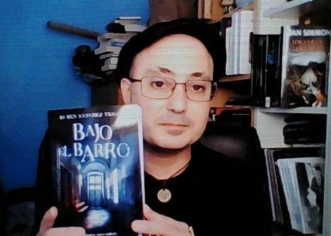 """Entrevista a Rubén Sánchez Trigos: """"La literatura del terror es mucho más exigente que el cine de género"""""""