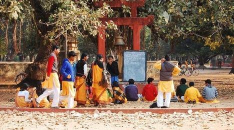 Tagore, pedagogo precursor de la nueva educación