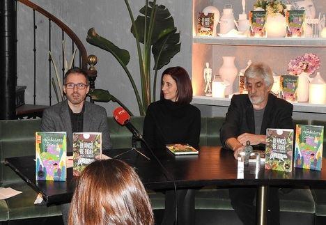 Beatriz Osés y Andrés Guerrero se reparten los 70.000 euros de los premios SM El Barco de Vapor y Gran Angular 2019