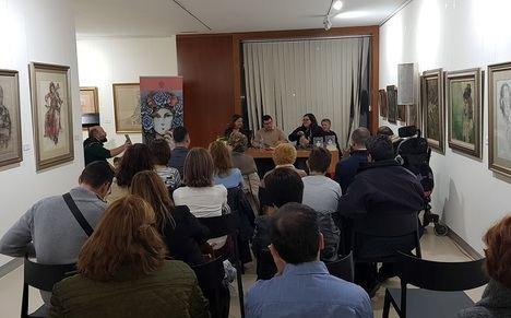 """Salomé Chulví presenta en Catarroja su nuevo libro: """"Luz Caballero"""""""