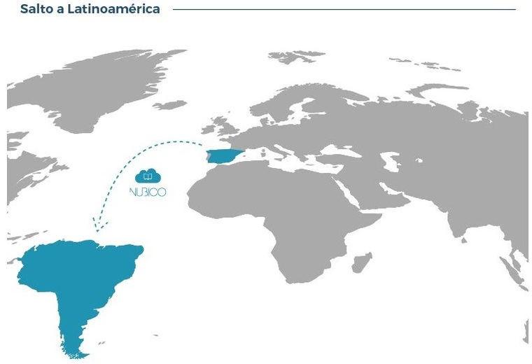 Salto a Latinoamérica