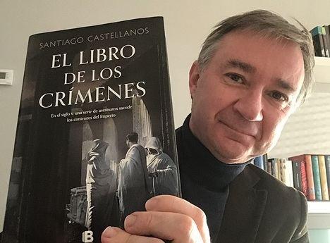 """Entrevista a Santiago Castellanos: """"Intento que la Hispania Visigoda sea una época mejor conocida para el gran público"""""""