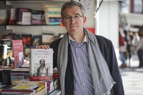"""Santiago Posteguillo, Premio """"Ivanhoe"""" del Certamen de Novela Histórica """"Ciudad de Úbeda"""