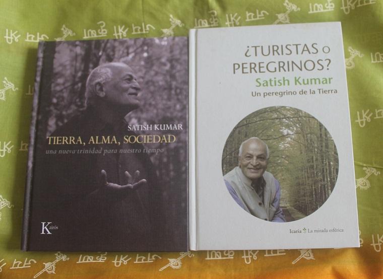 Libros de Sathis Kumar