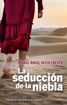 Miguel Ángel Recio Crespo presenta su segunda novela