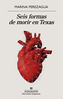 Marina Perezagua publica su nueva novela