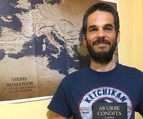 """Entrevista a Sergio Alejo Gómez, coordinador del libro """"Ab Urbe condita"""": """"Los Valerios estuvieron en los momentos más cruciales de la historia de Roma"""""""