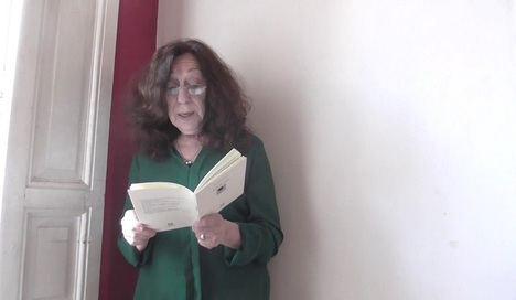 """Susana Szwarc: """"El arte, 'esa cosa' que fue sembrando el arte de la humanidad"""""""