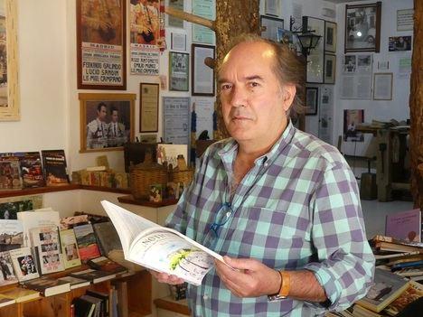 """Entrevista a Tomás García Yebra: """"Lo realmente importante en un libro es cómo lo cuentas, mucho más que el qué"""""""
