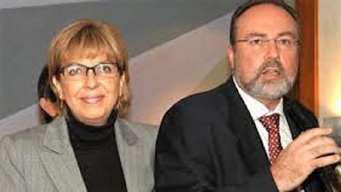 Mayte Sáez y Eduardo Tamayo