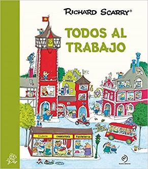 Duomo ediciones recupera los cuentos clásicos de Richard Scarry en el año de su centenario