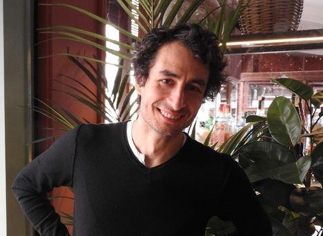 """El autor revelación francés, Baptiste Touverey, primer invitado internacional del VIII Certamen de Novela Histórica """"Ciudad de Úbeda"""""""