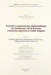 Tractats i negociacions diplomátiques de Catalunya i de la corona catalonoaragonesa a L´edat Mitjana