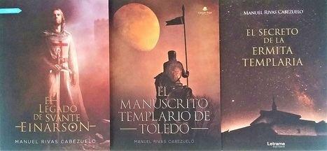 El Temple en el Campo de Montiel; trilogía sobre la huella de la Orden del Temple en la provincia de Ciudad Real