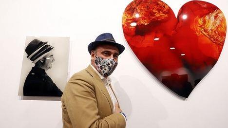 Entrevista con Víctor Pulido, a raíz de su exposición en la Sala Clorofila Digital de Madrid