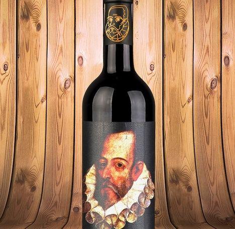 El ilustrísimo vino de Cervantes