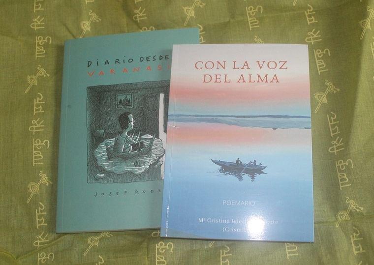 Libros sobre Benarés