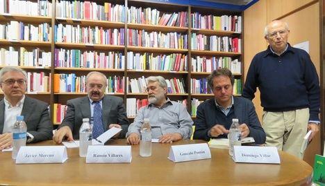 Presentación del libro 'Galicia. Una nación entre dos mundos' de Ramón Villares Paz