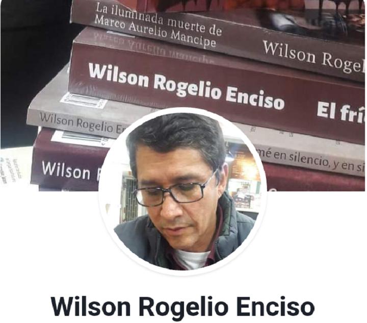Entrevista al escritor colombiano Wilson Rogelio Enciso