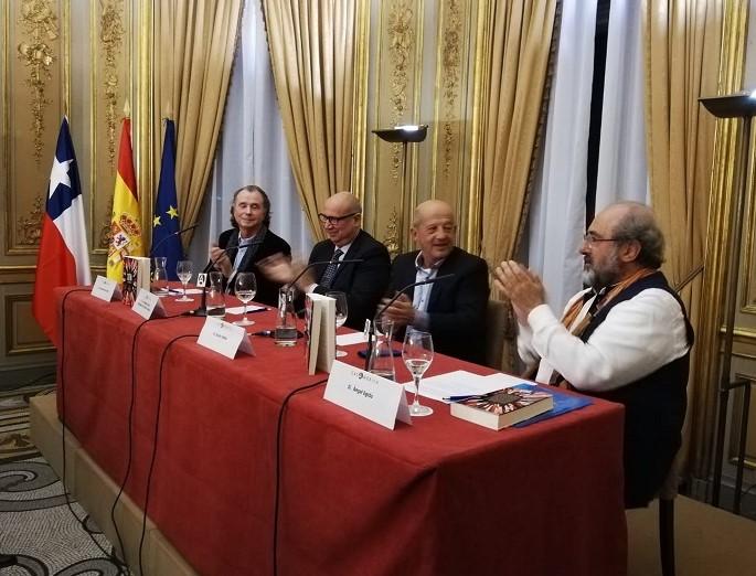 Fernando Botempi y Javier Atero