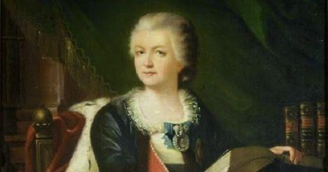 Catalina Dáshkova: Una princesa rusa, escritora y amiga de Catalina, la Grande