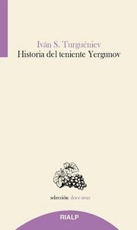 Reedición de la obra de Iván S. Turguéniev