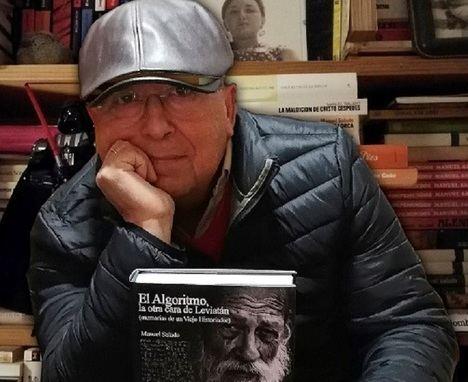 Manuel Salado publica su nueva novela