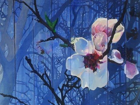 """Begoña Ramos fusiona arte y naturaleza a través de su exposición """"El bosque, un lugar"""""""