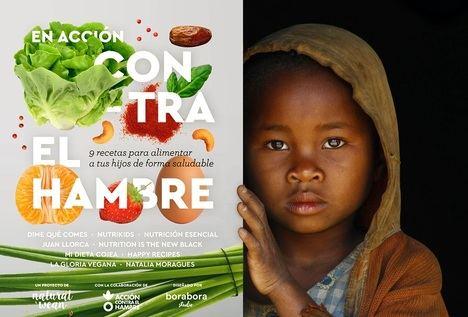 Nubico, Acción contra el Hambre y voces reconocidas del sector de la alimentación se unen contra la desnutrición infantil