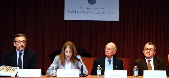 Presentación del libro 'El Patrimonio mundial, cultural, natural e inmaterial de España'