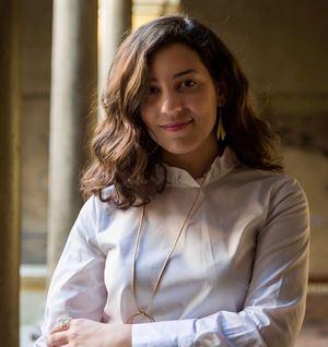 Aitana Monzón Blasco, ganadora del IV Premio ESPASAesPOESÍA