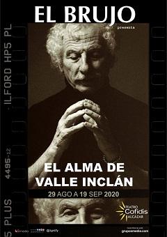 Vuelve a los escenarios Rafael Álvarez El Brujo con su nuevo y más íntimo espectáculo sobre Valle Inclán