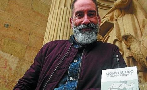 """Álber Vázquez, primer invitado del Certamen de Novela Histórica """"Ciudad de Úbeda"""""""