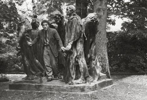 Exposición Rodin-Giacometti en la Fundación Mapfre de Madrid: la soledad del individuo frente al fragmento como discurso narrativo