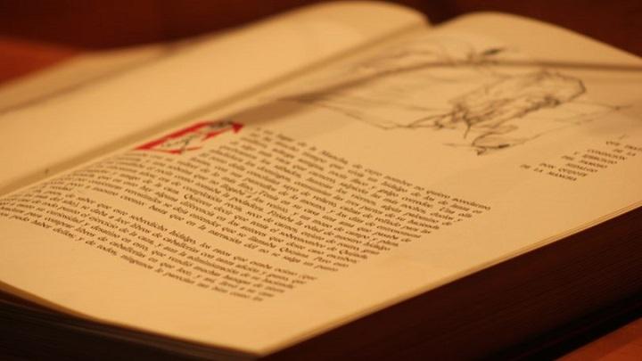 Lectura del Quijote