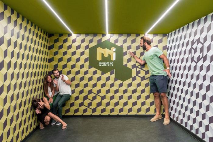 El Museo de las Ilusiones