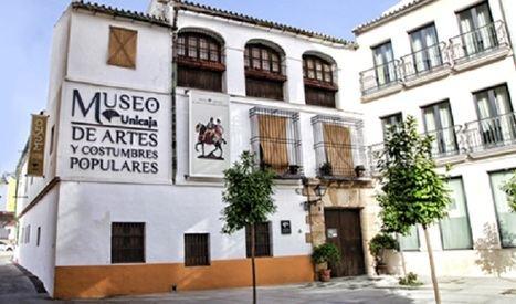 El Museo Unicaja de  Artes y Costumbres Populares se encuentra situado en Plaza Enrique García-Herrera de Málaga