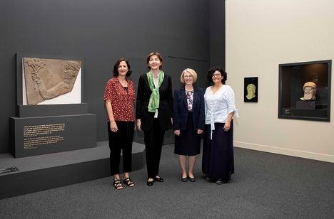"""Se inaugura en CaixaForum Madrid la exposición: """"Lujo. De los asirios a Alejandro Magno"""""""