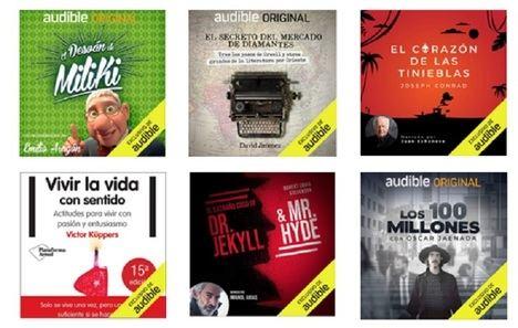 Aprovecha esta Semana Santa diferente escuchando los mejores audiolibros, audio series y podcast en tu casa