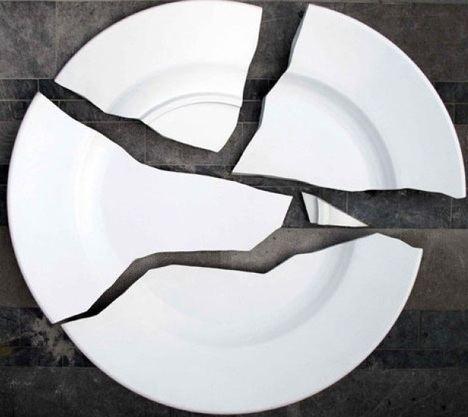 Covid-19. Hoy entré a la cocina y rompí un plato