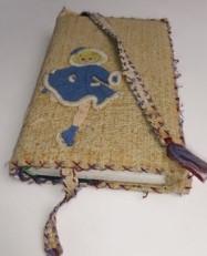 Libro bordado