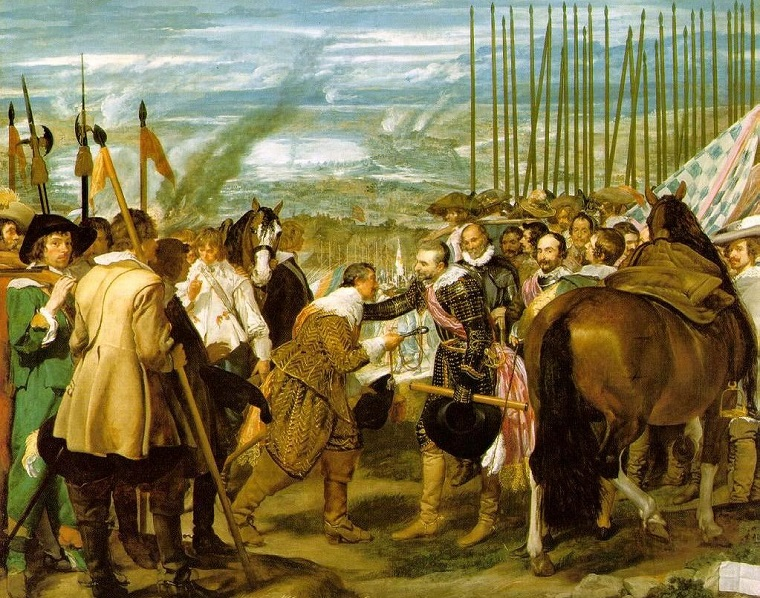 Breda, el ocaso del imperio español