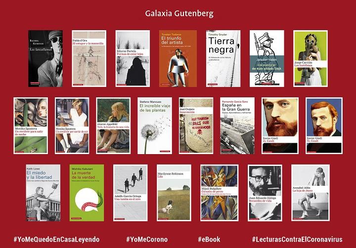 Campaña #LecturasContraElCoronavirus